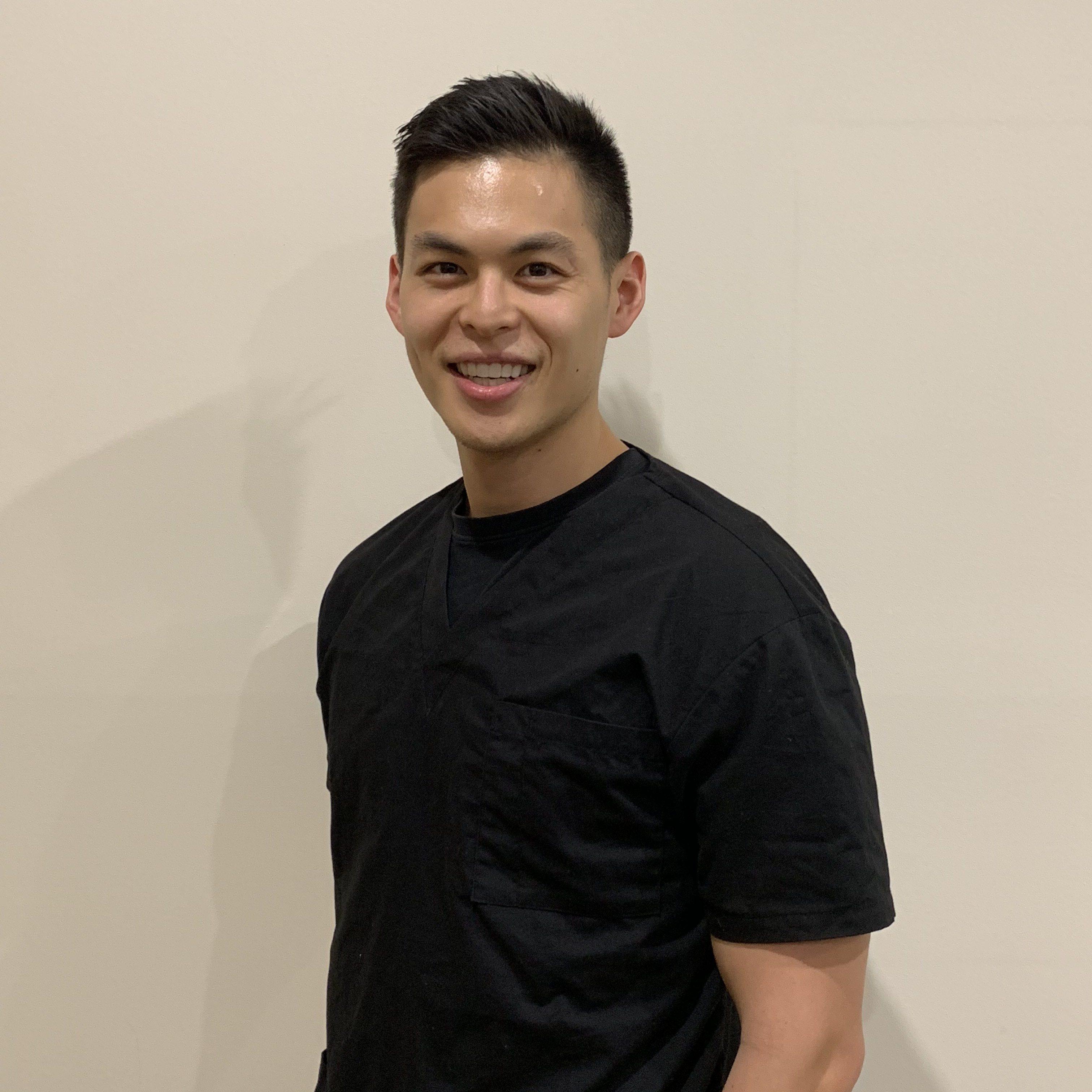 Dr Anthony Huang in North Sydney
