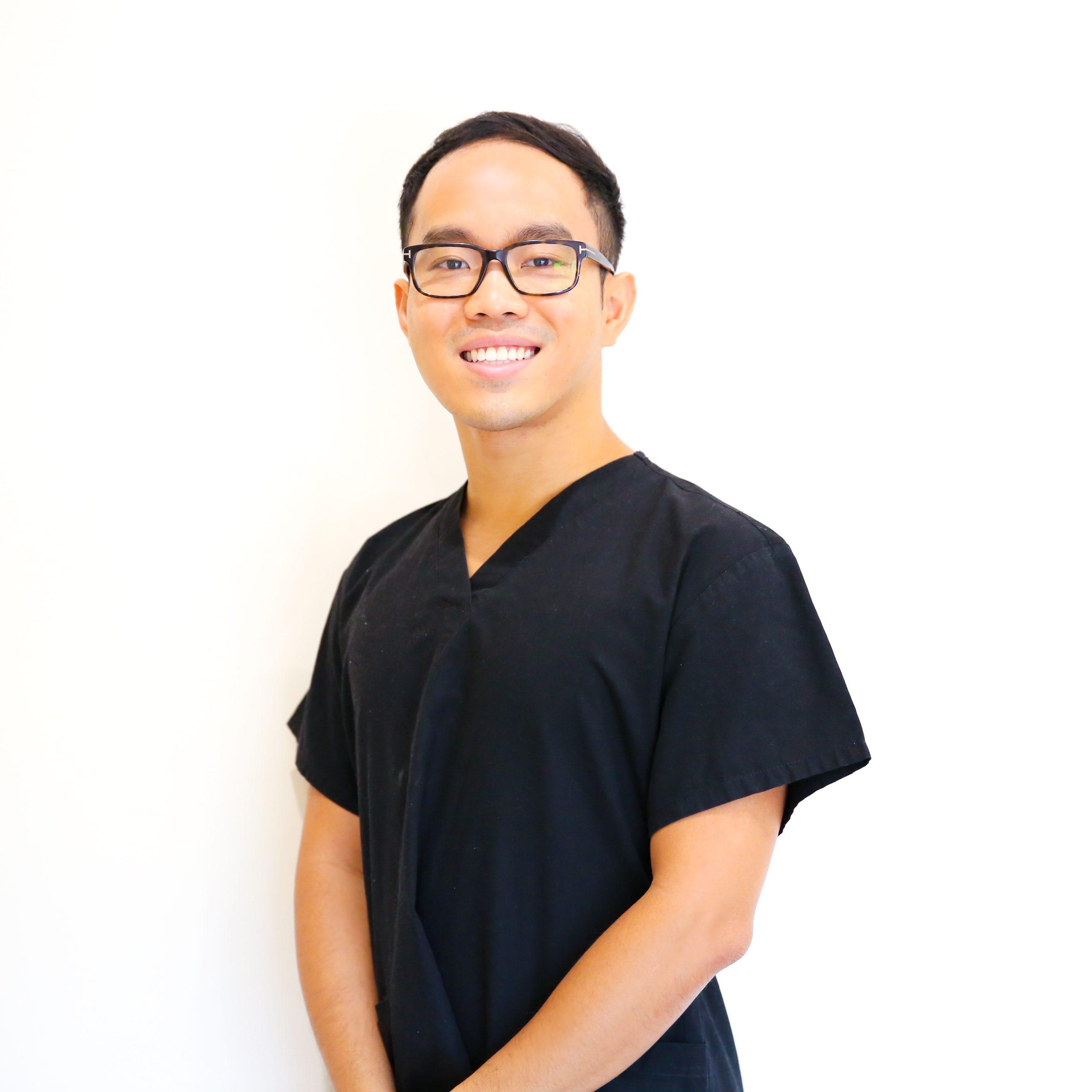 Dr Damian Ha in North Sydney