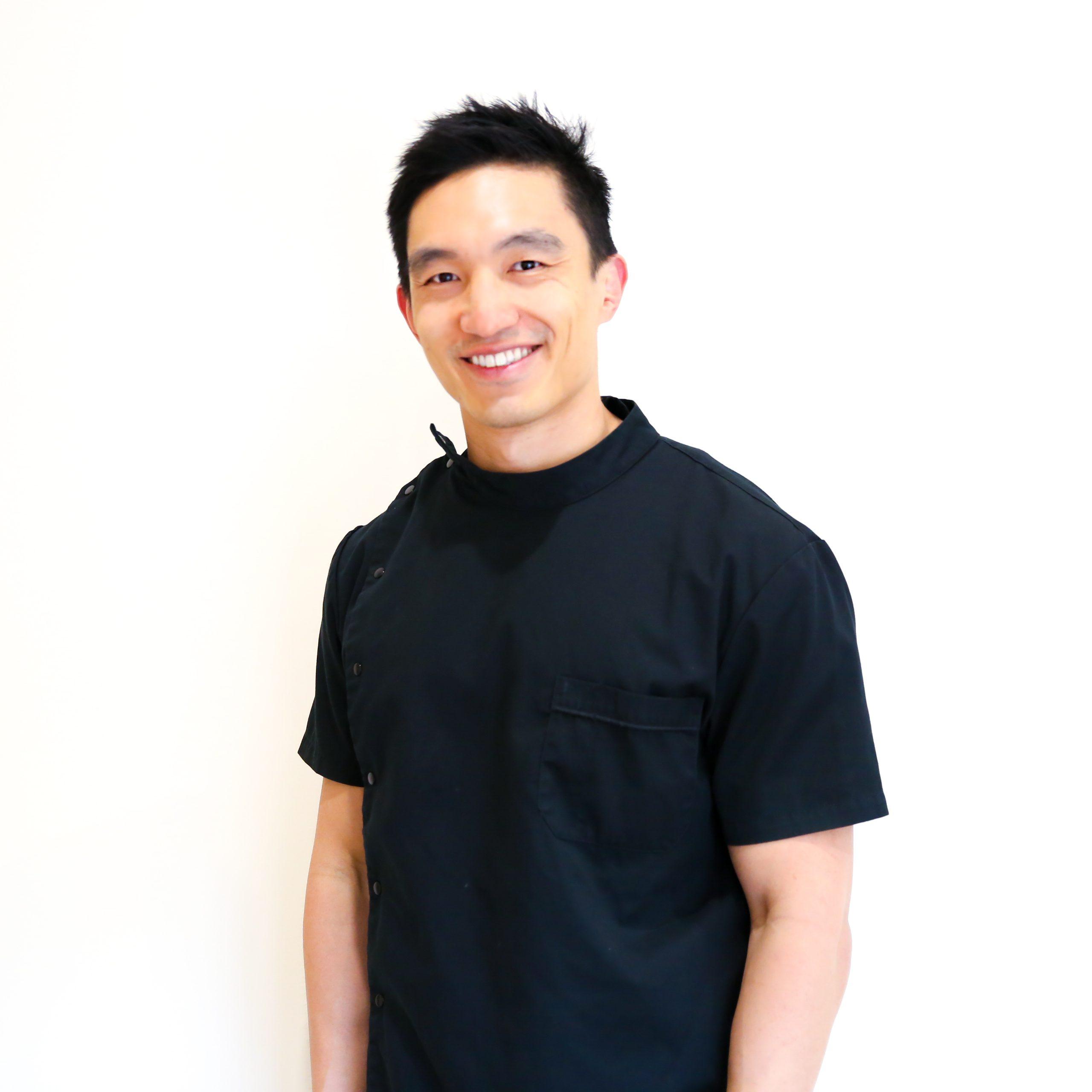 Dr Richard Zhou in North Sydney