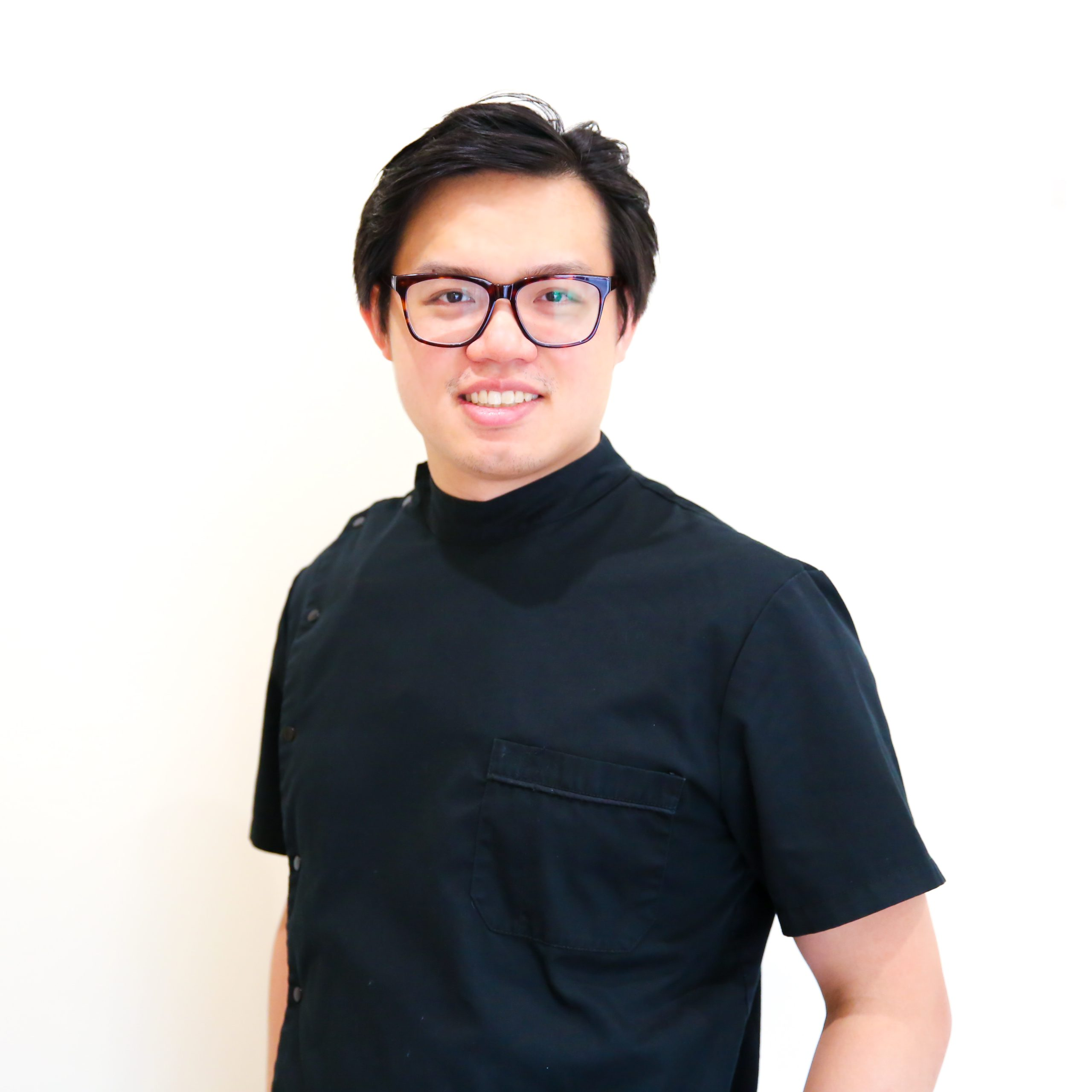 Dr Vincent Cheung in North Sydney