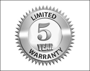 North Sydney Dental Care 5 Year Limited Warranty
